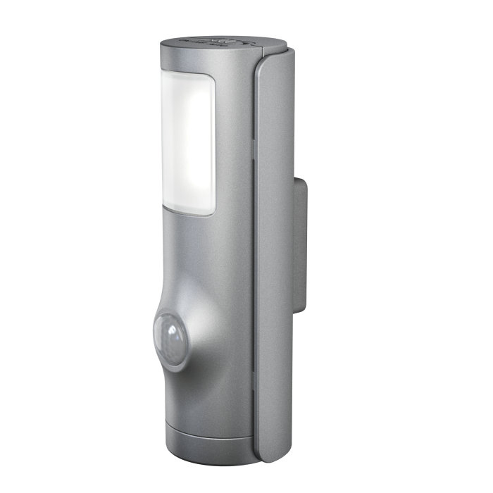 Osram Nightlux LED sensorlampe/lygte til batteri