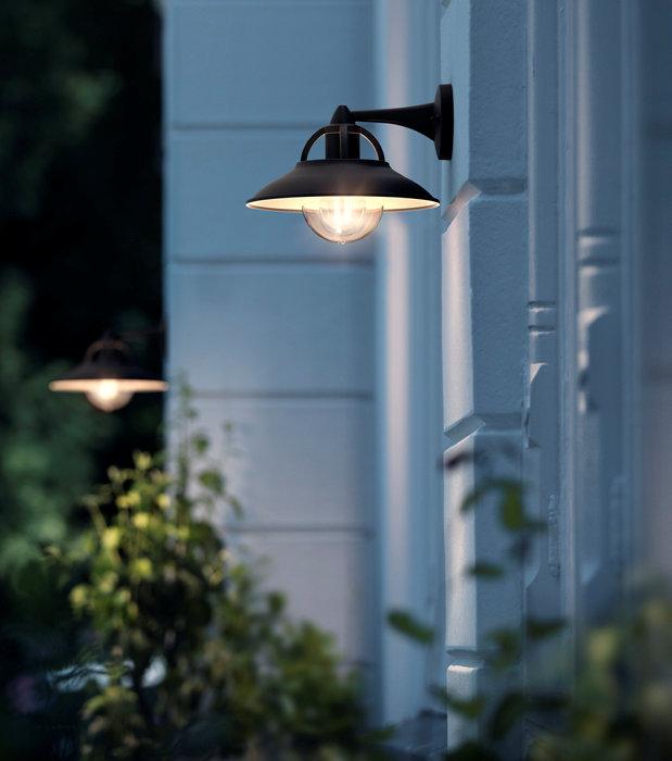 Vägglampa Cormorant