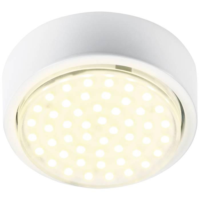 Nordlux Geyer LED påbygningsspot hvid