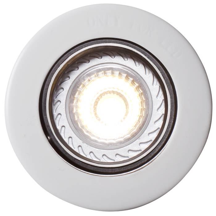 Nordlux Mixit Pro indbygningsspot hvid