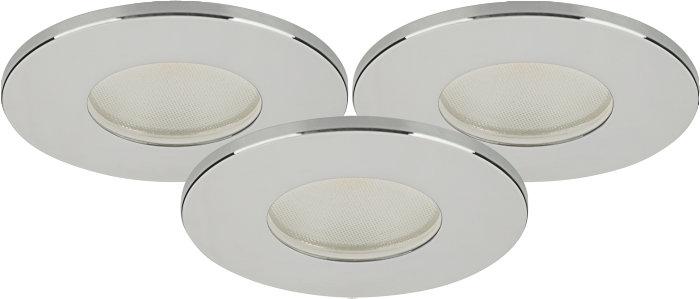 Spotlightset LED Dimbart