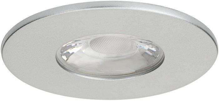 Spotlight 4,5 W LED silver