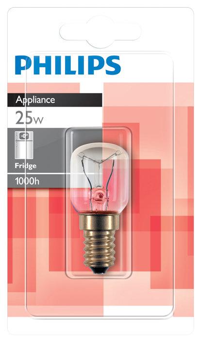 Kylskåpslampa 25 W E14