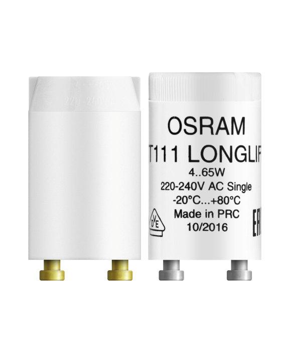 Glimtändare Singel 4-80W