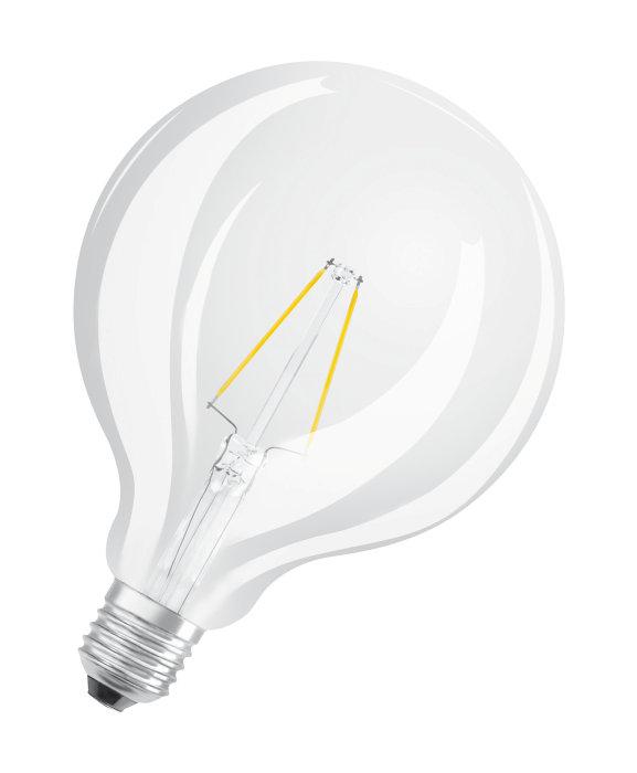 Globe LED Filament 2,5W