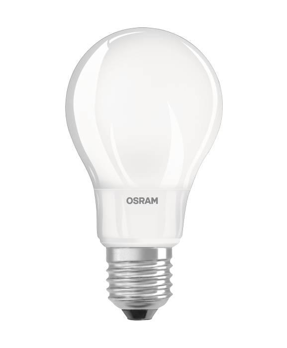 Osram LED Retrofit mat standardpære E27 4W