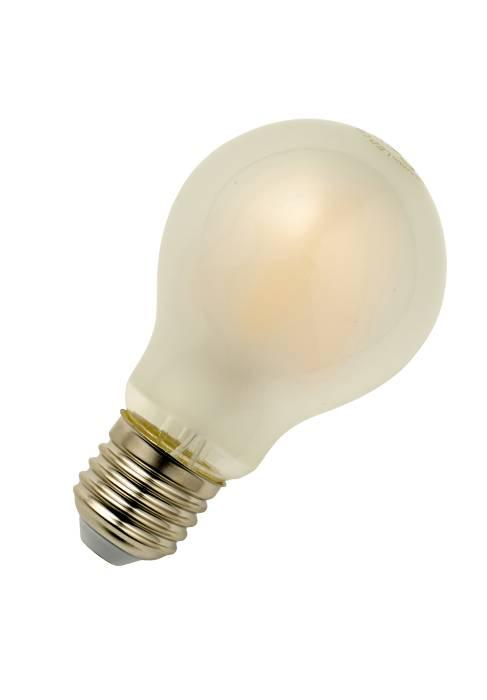 LED-sparepære standard E27 6W