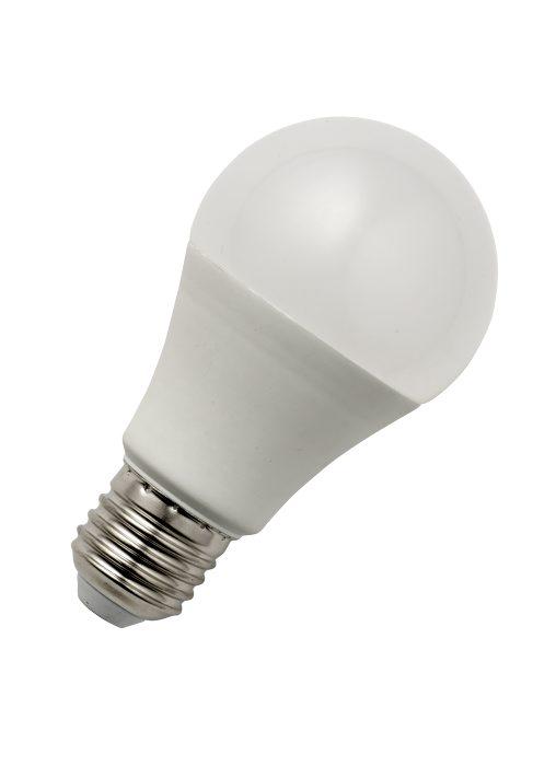 LED-sparepære standard E27 9W dæmpbar - 2 pk.