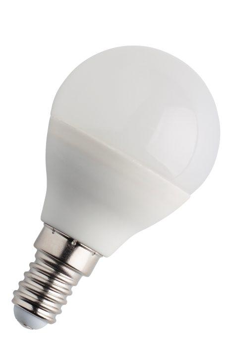 LED-sparepære krone E14 6W dæmpbar - 2 pk.