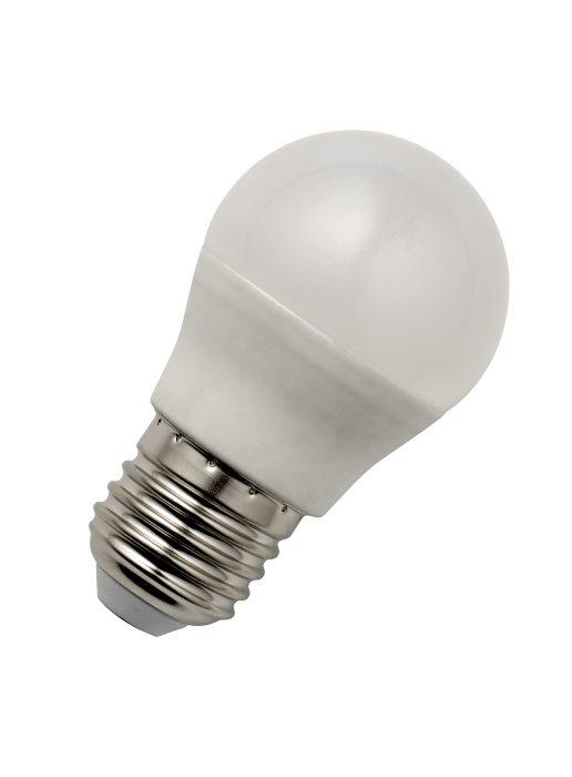 LED-sparepære krone E27 6W dæmpbar - 2 pk.
