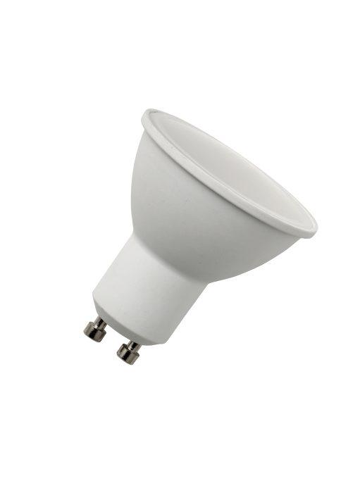 LED-spotpære GU10 5W dæmpbar - 2 pk.