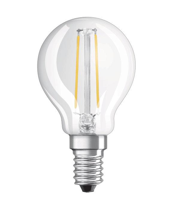 Osram LED Retrofit kronepære E14 - 2,8W