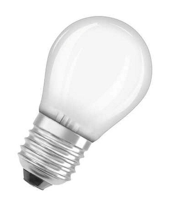 Osram LED Retrofit mat kronepære E27 2,8W