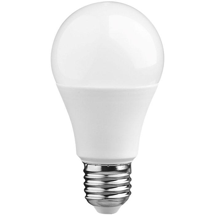 LED pære E27 standard 5W 4-pak