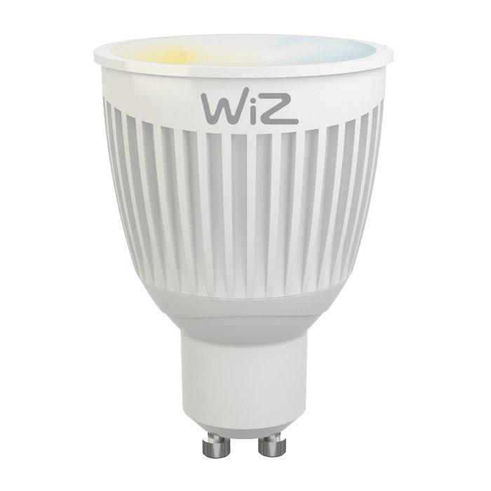 WiZ LED-spotpære GU10 hvid