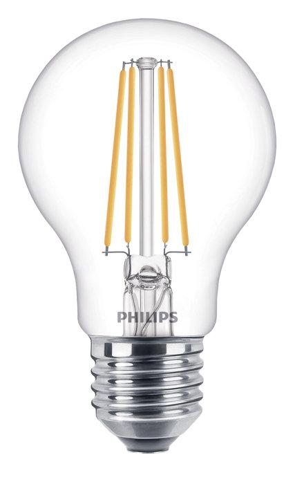 Normallampa 7,5W E27 Filament