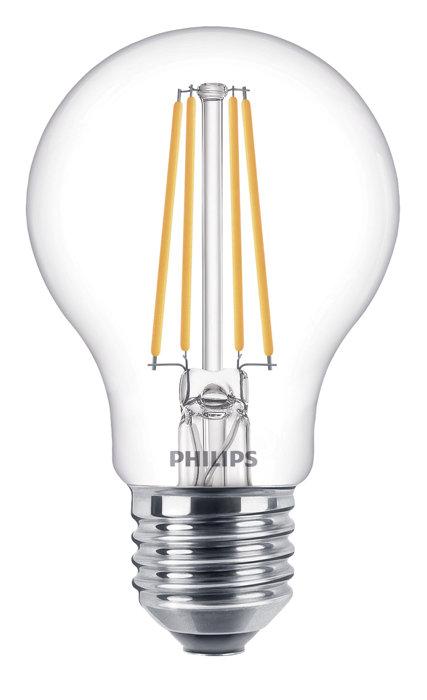 Normallampa LED 7 W E27 - EJ dimbar