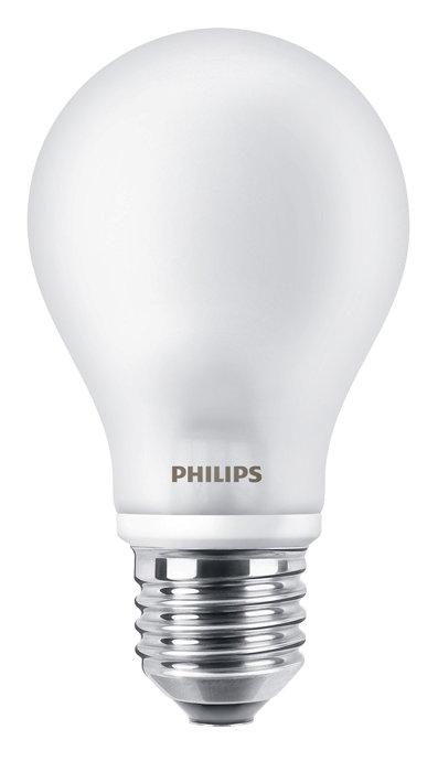 Normallampa LED 8 W E27 - Dimbar