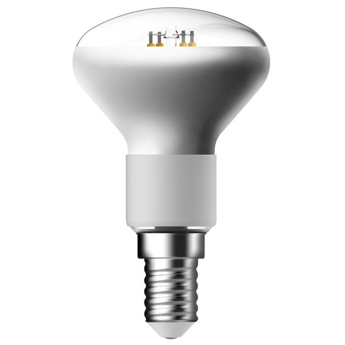 LED-sparepære spot E14 4,2W 2-pk - Energetic