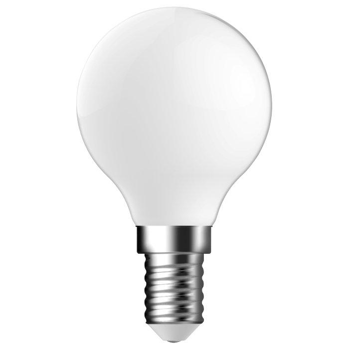 LED-sparepære krone E14 4,6W 2-pk - Energetic