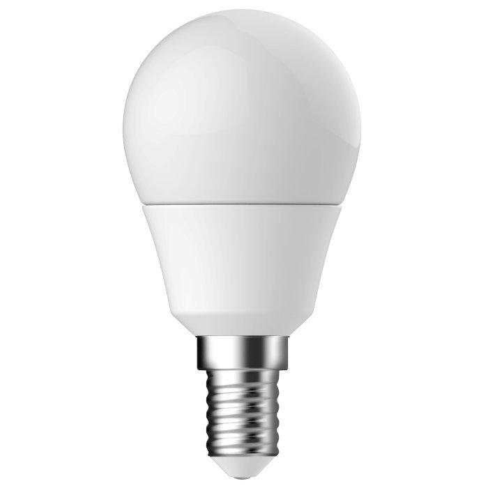 LED-sparepære krone E14 5,8W 2-pk - Energetic