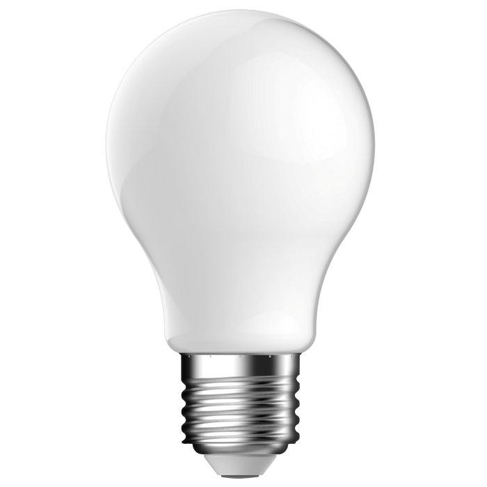 LED-sparepære standard E27 4,6W 2-pk - Energetic