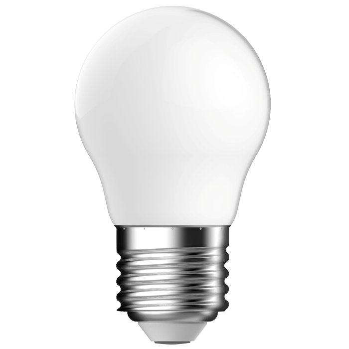 LED-sparepære krone E27 4,6W 2-pk - Energetic