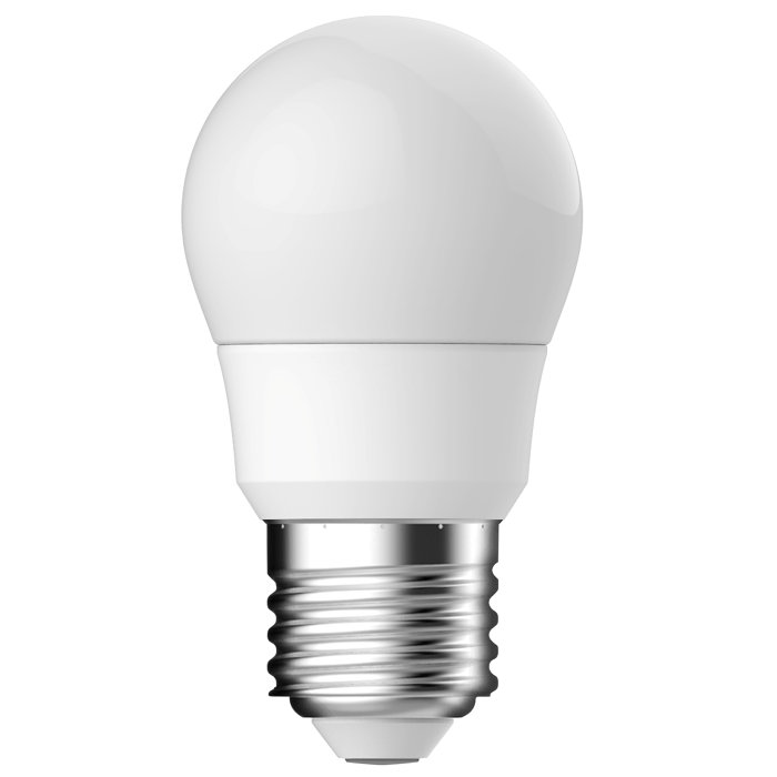 LED-sparepære krone E27 5,8W 2-pk - Energetic