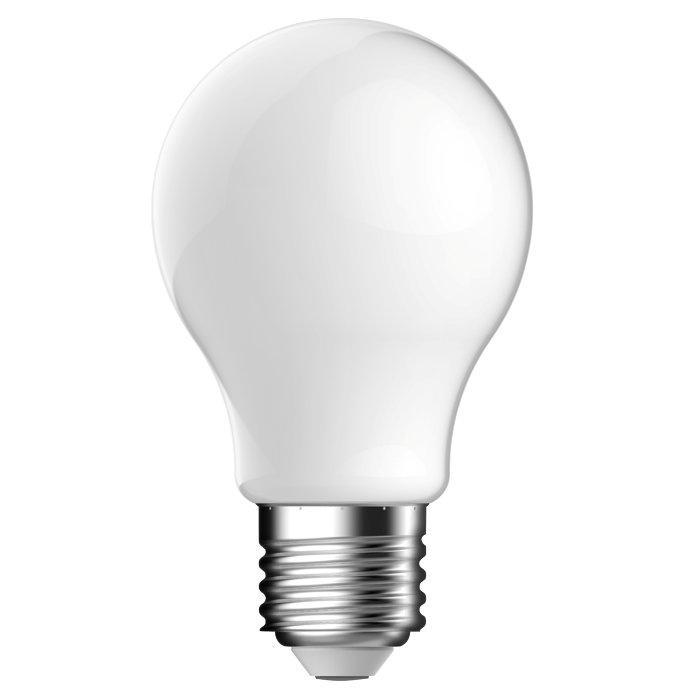 LED-sparepære standard E27 8,2W 2-pk - Energetic