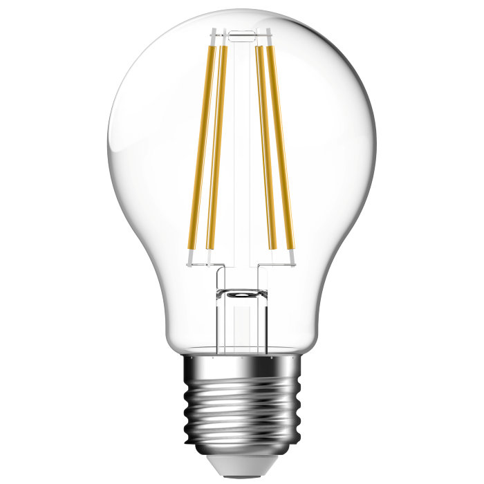 LED-sparepære standard E27 7W 2-pk - Energetic
