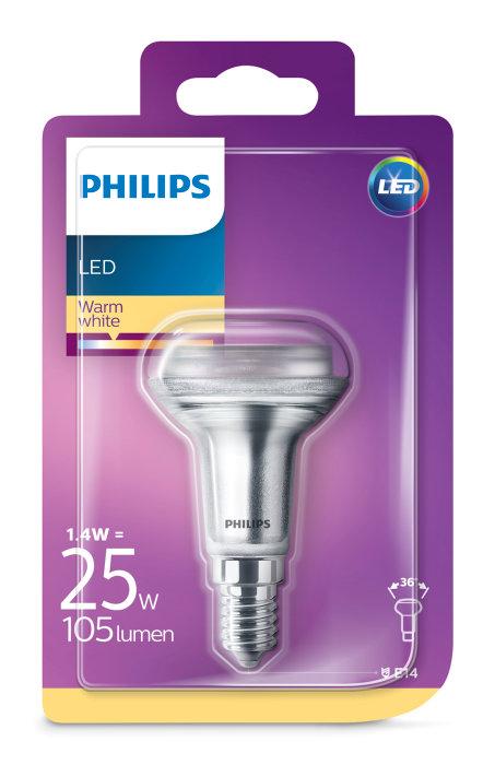 Reflektorlampa LED 1,4W / 25W