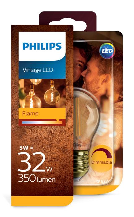 Normallampa LED 5W / 32W E27