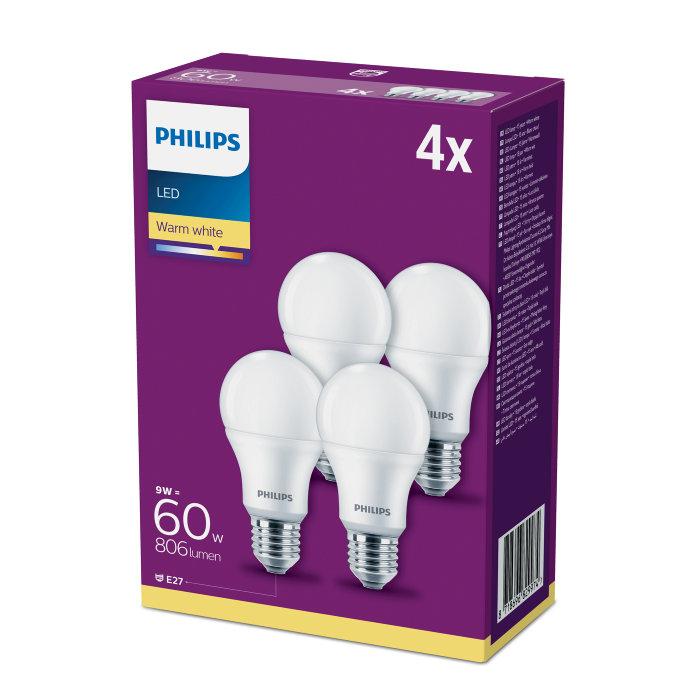 Normallampa LED 10 / 60W E27