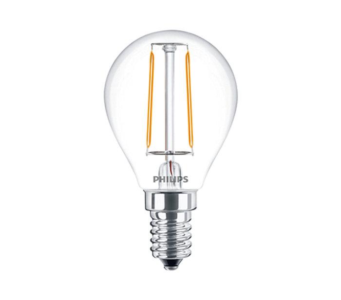 Klotlampa LED 25W E27