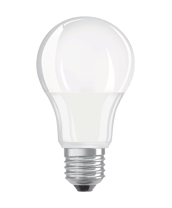 Osram LED Star Classic standardpære E27 10W