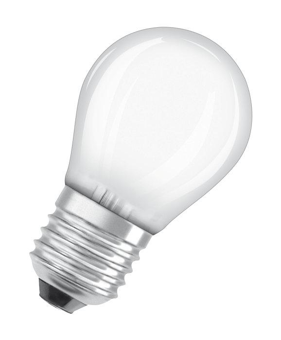 Klotlampa LED Frostad 2,5W