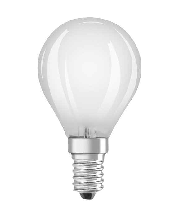 Osram LED Star Classic matt kronelys E14 2,5W