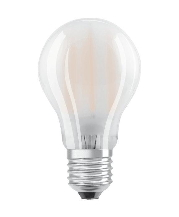 Osram LED Star Classic mat standardpære E27 4W