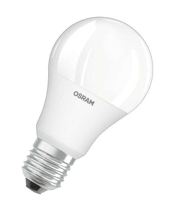 Normallampa LED RGBW/DIM 9W
