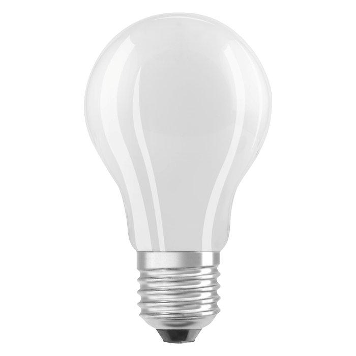 Osram LED Superstar Classic mat standardpære dæmpbar E27 5W