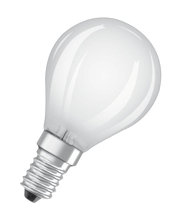 Klotlampa LED Frostad 5W