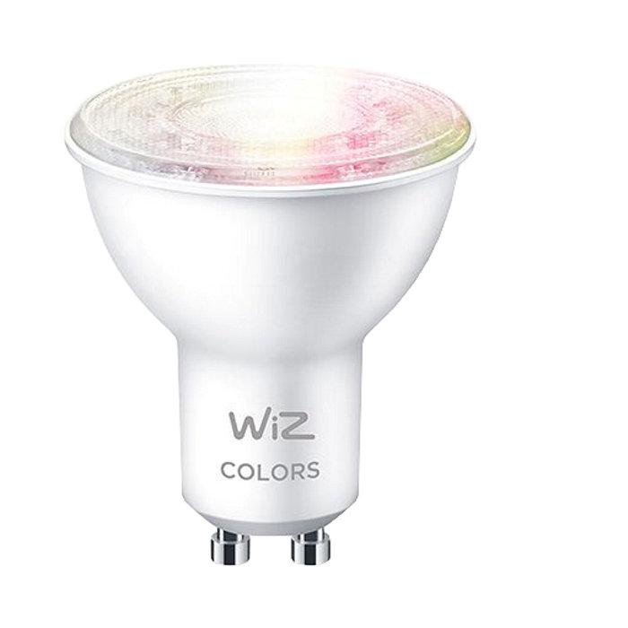 WiZ Smart LED Spotlight Färg GU10