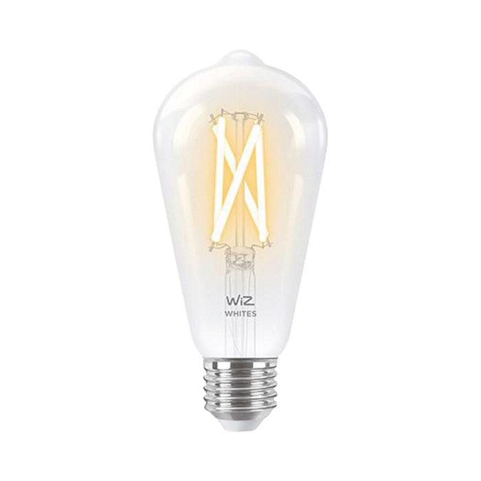 Ljuskälla Wiz Smart LED ST64 E27 6,7W