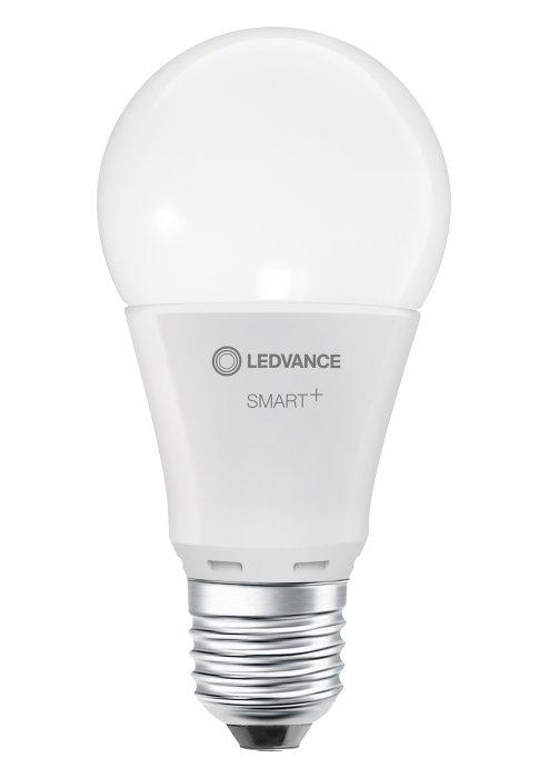 Ledvance SMART+ standard pære hvid E27 9W
