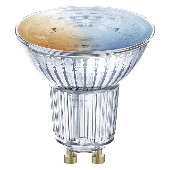 Ledvance SMART+ LED reflektor hvit GU10 5W
