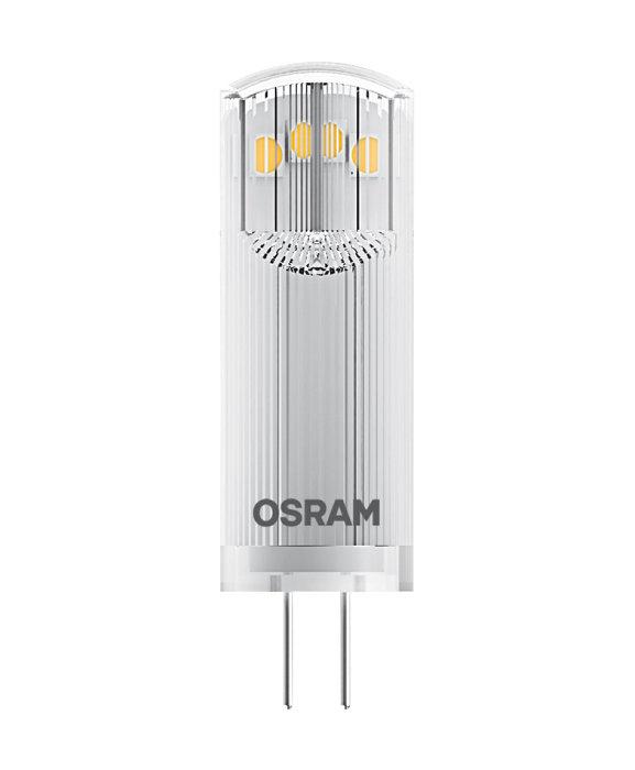 Osram LED 12V stiftpære G4 1,8W - 3-pk