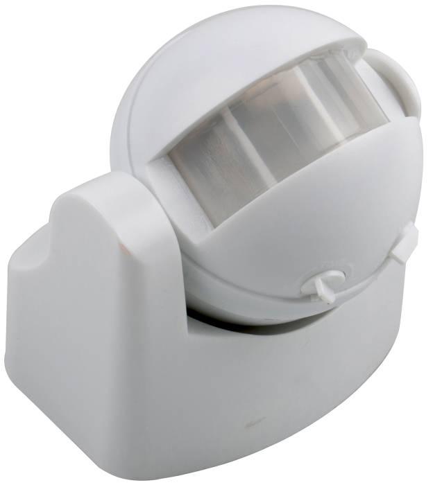 Hvid bevægelsessensor til styring af lys