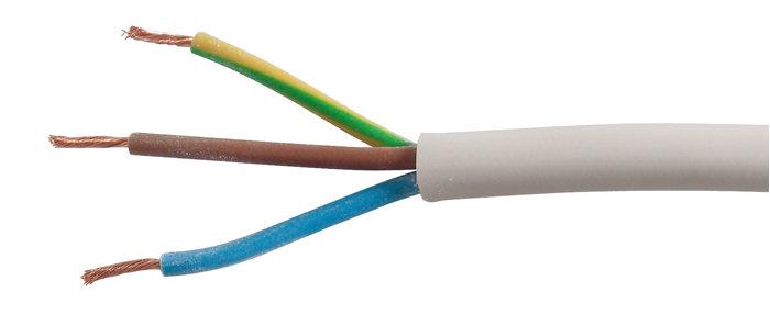 Kabel RKK 3x1,0 kv