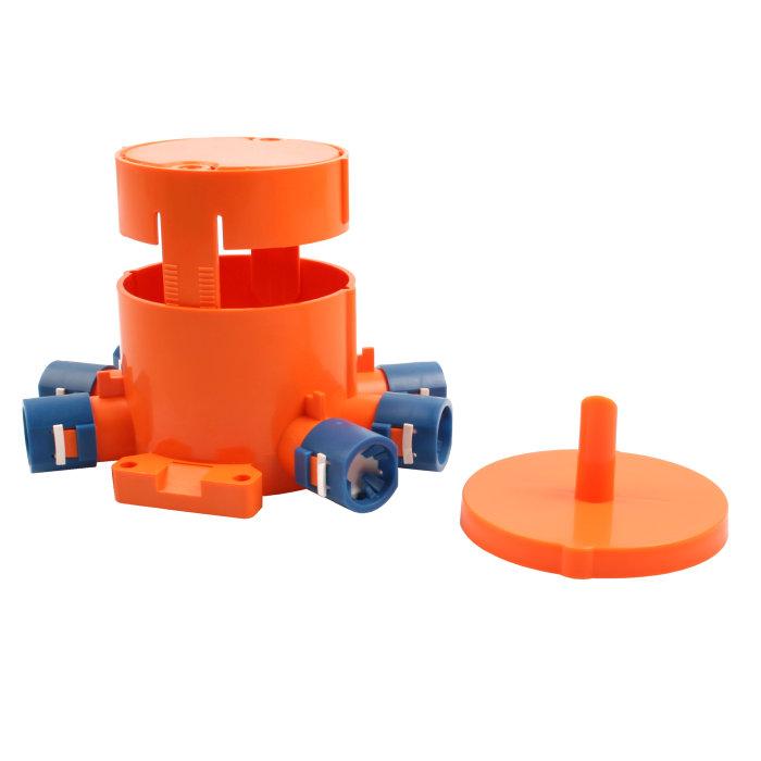 Loftdåse 55-70 mm til pladeloft
