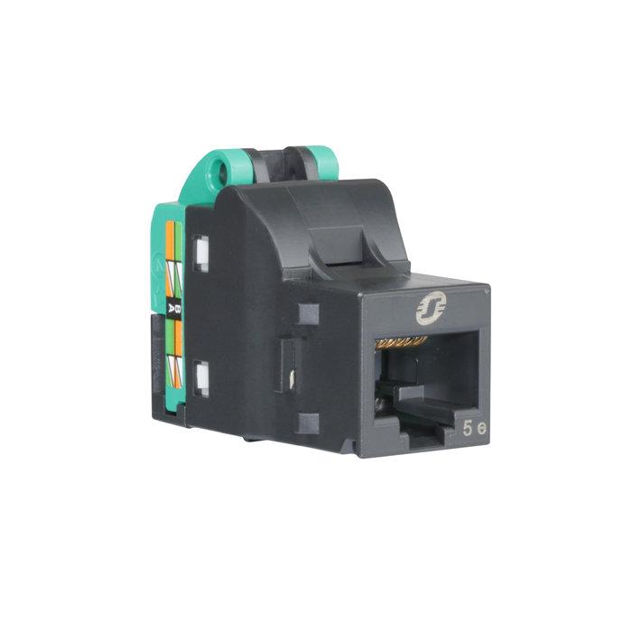 Datakonnektor RJ45 cat. 5E S1 UTP